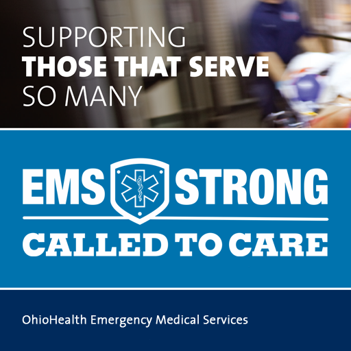 EMS Strong Supporting Those